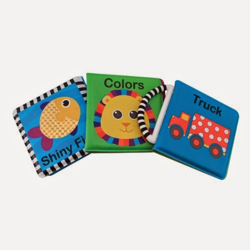 Sassy Book Set, 3 Count