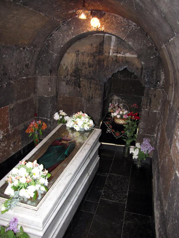 Armenia, iglesia de santa Hripsime