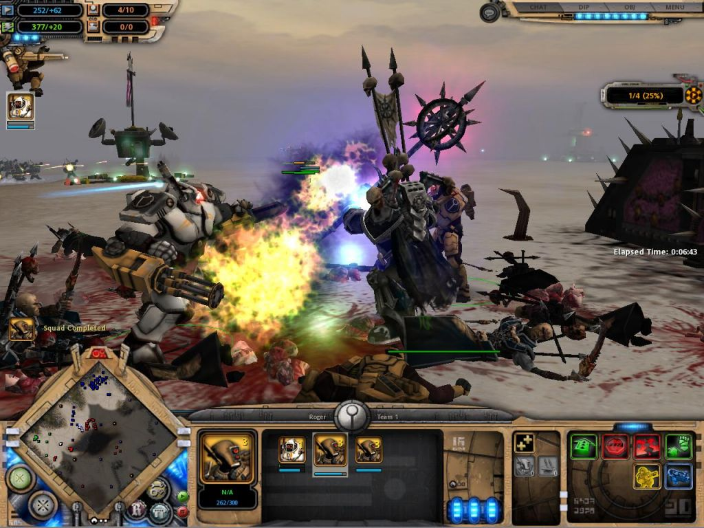 Download Free Games Compressed For Pc: Dawn of war Dark ...
