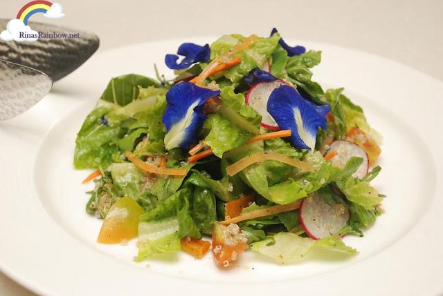 Tāza Salad