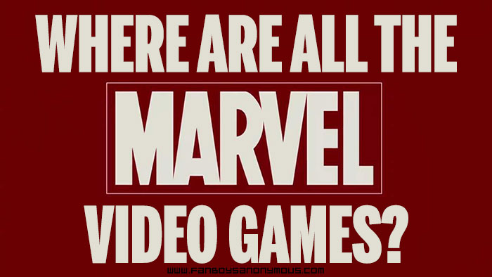 list of Marvel superhero games coming out