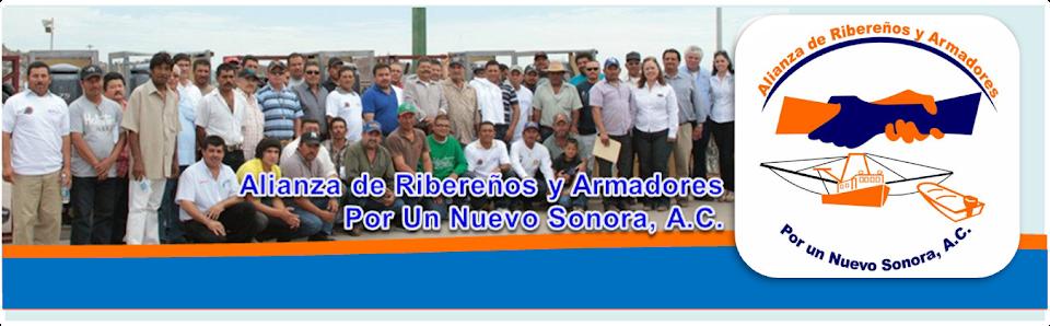 Alianza de Armadores y Ribereños por Un Nuevo Sonora