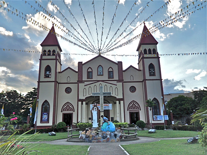 San Carlos (Negros Occide Philippines  city images : San Carlos Borromeo Cathedral San Carlos City, Negros Occidental ...