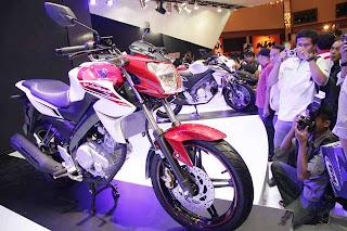Spesifikasi Yamaha New Vixion