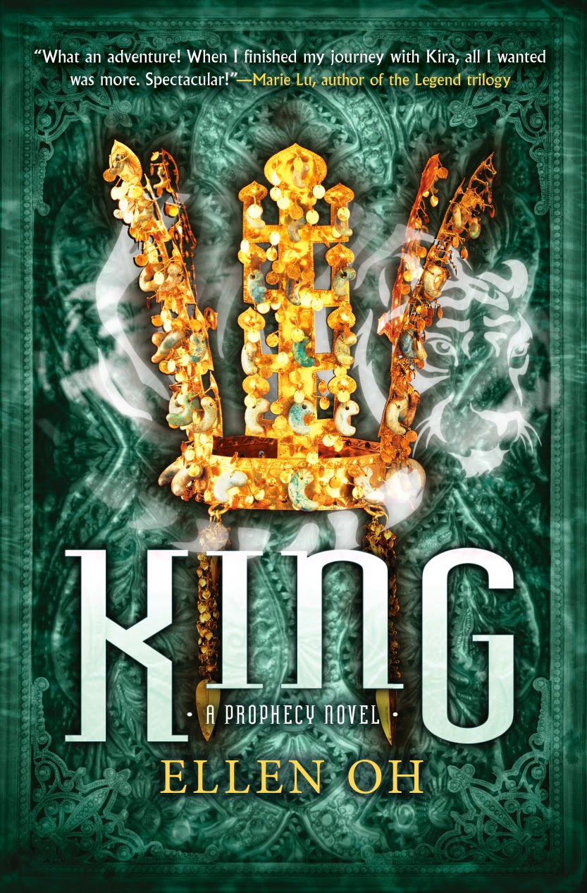Winter Cover Reveals via Epic Reads - King
