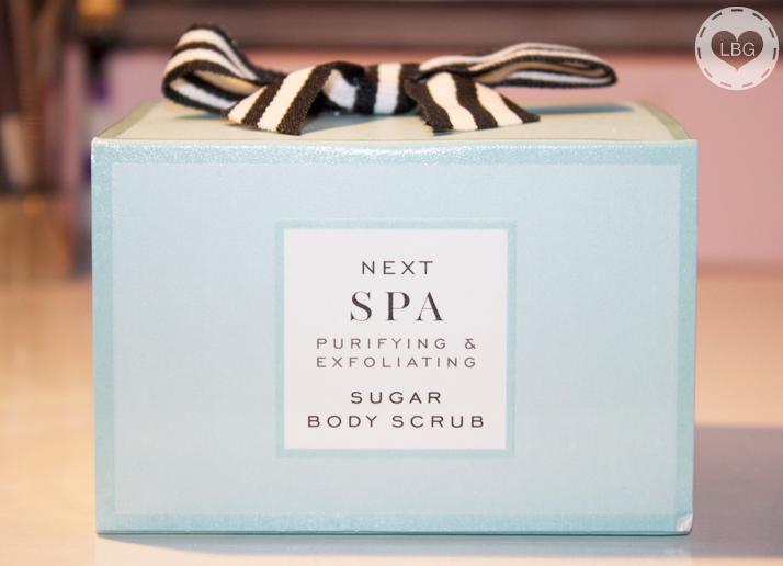 Next Spa Sugar Body Scrub (Review)