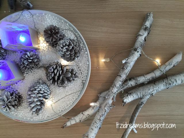 DIY, Crhitmas, estilo nórdico, tutorial navidad