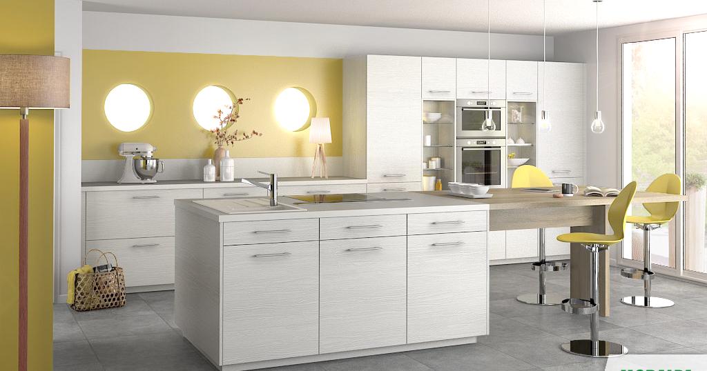 Conseils pour choisir les couleurs de peinture de cuisine for Choisir couleur cuisine