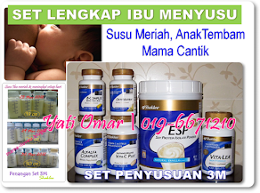 SET LENGKAP BREASTFEEDING