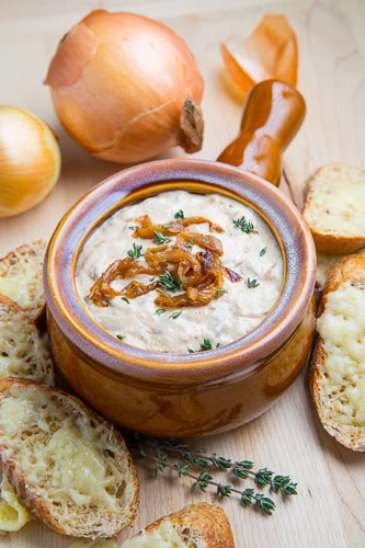 French Onion Soup Dip on Closet Cooking