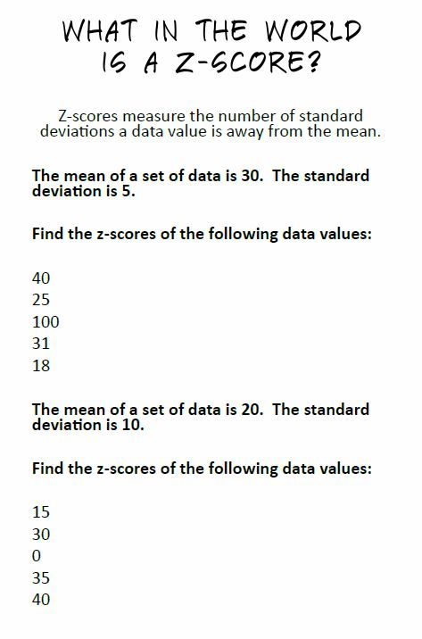 statistics ideas for project