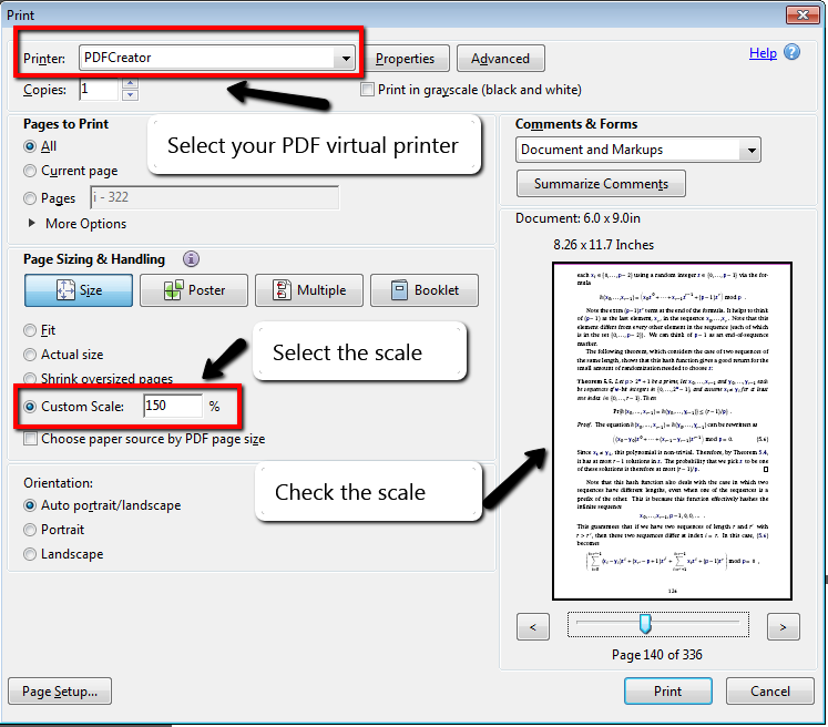 how to change kindle file to pdf