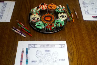 HotelT Monster Cupcakes and Games image