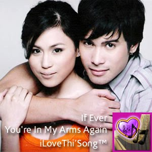If Ever You're In My Arms Again Lyrics by Toni Gonzaga feat. Sam Milby