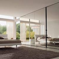 paredes con espejos