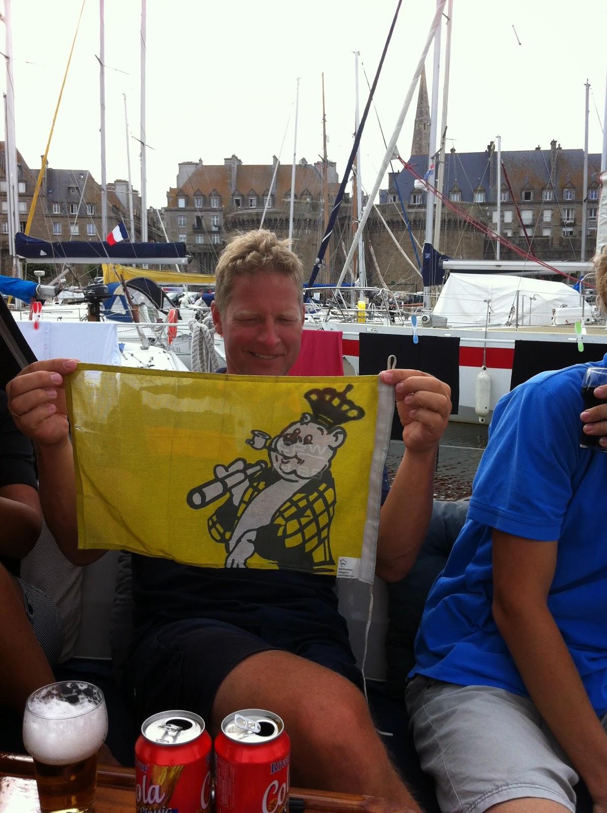 Avonturen met de Zeebeer: Vakantie 2014 naar Noord Bretagne