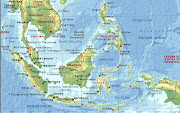 Map of Southeast Asia Area Pics