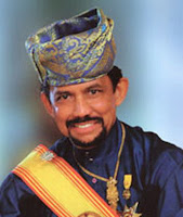 His Majesty Sultan Haji Hassanal Bolkiah