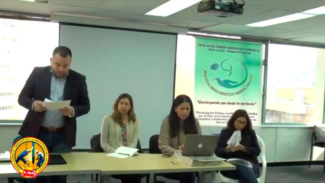 Foro sobre transición energética y mecanismos democráticos de participación ciudadana