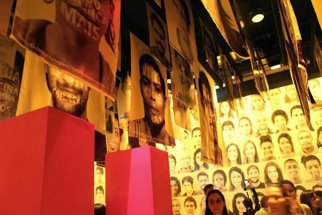 Museus da Língua Portuguesa, Exposição Cazuza Mostra sua cara