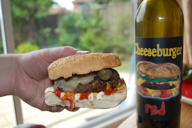 Cheeseburger Red from Rootstock Cellars