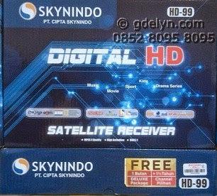 Dekoder parabola,receiver HD,Skynindo HD99