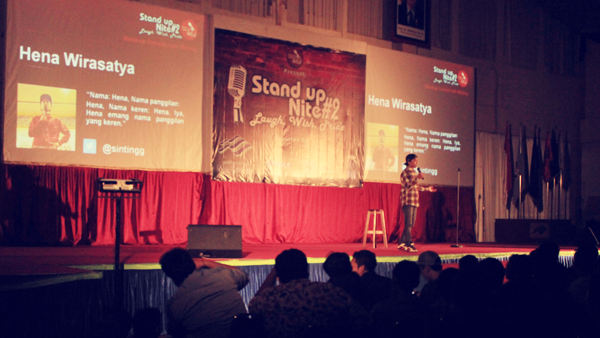 Tips jadi stand up comedian buat pemula