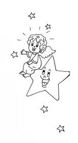 Riscos para pintura de estrelas