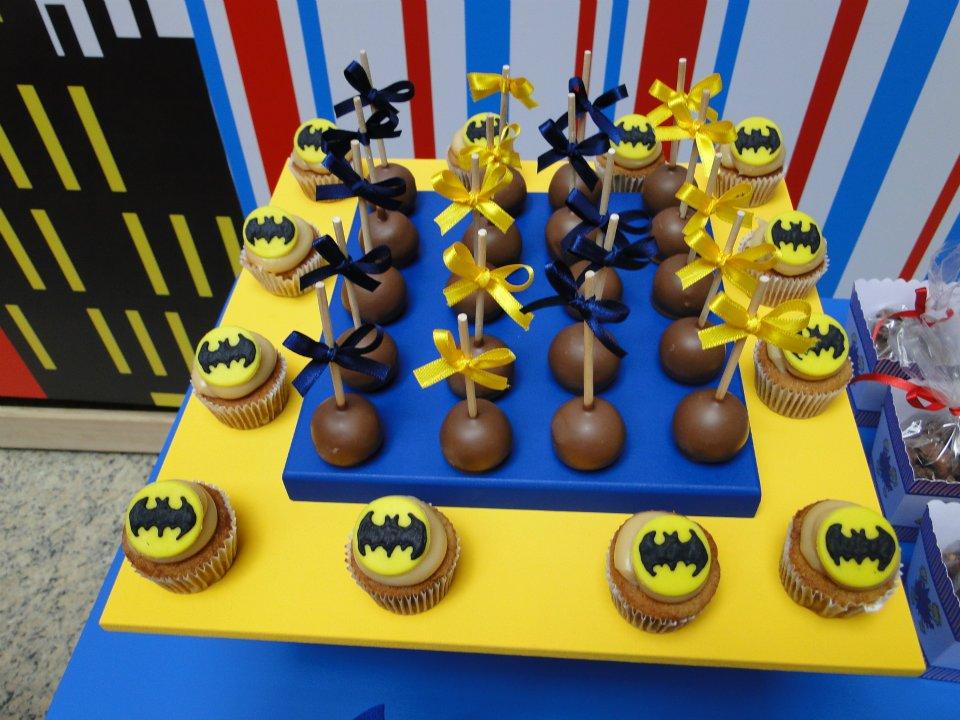 Baby Guide Festa Infantil Festa Super Heróis para Meninos
