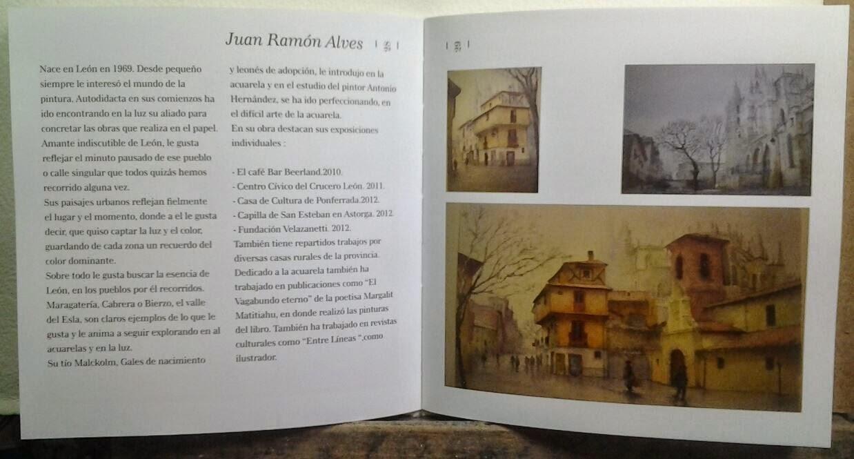 Libro de Artista pásticos en LA Cita con el Camarote Madrid. Abril 2014.