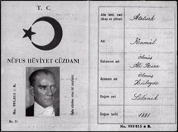 Atatürk'ün Hayatı ve Çocukluk Yılları