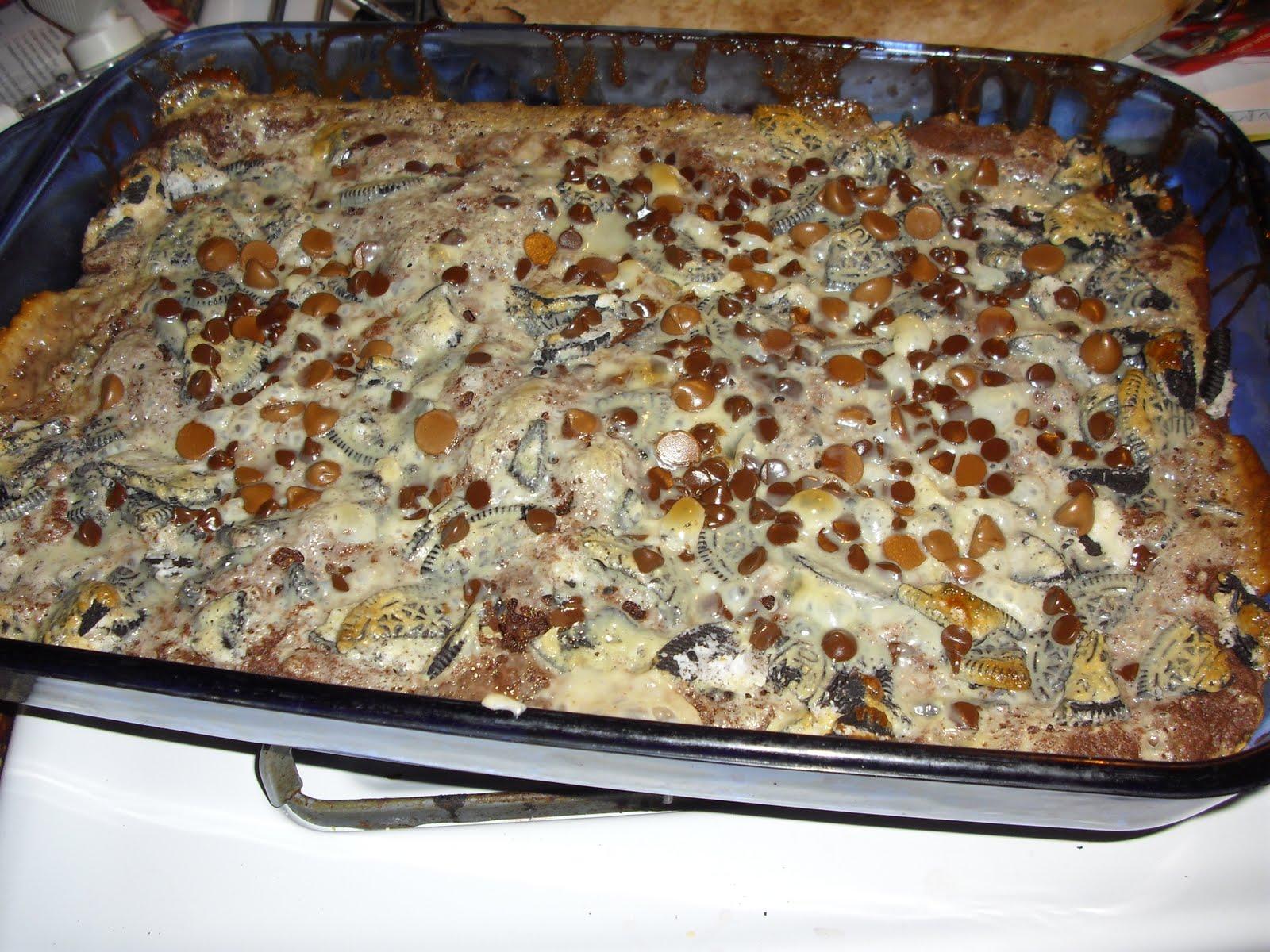 Belle's Bazaar: Fat Friday: Ooey Gooey Fudgey Pudding Cake