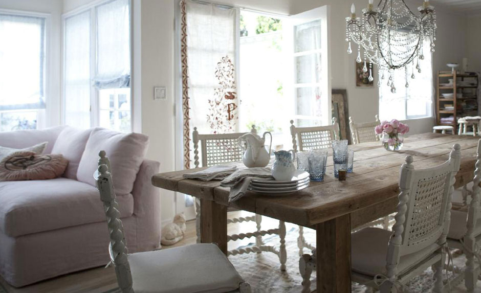 Beautiful Shabby Chic Dining 940 x 573 · 94 kB · jpeg