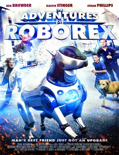 Ver The Adventures of RoboRex (2014) Online