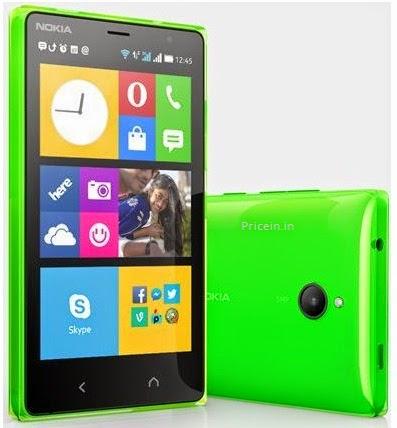 Harga hp android Nokia X2