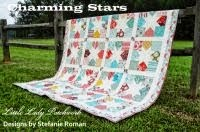 Charming Star Quilt Sew Along