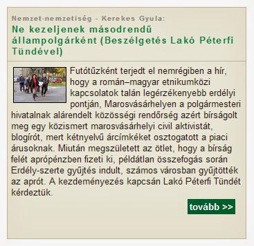 Háromszék, interjú, Lakó Péterfi Tünde, magyarság, anyanyelvhasználat, kétnyelvűség