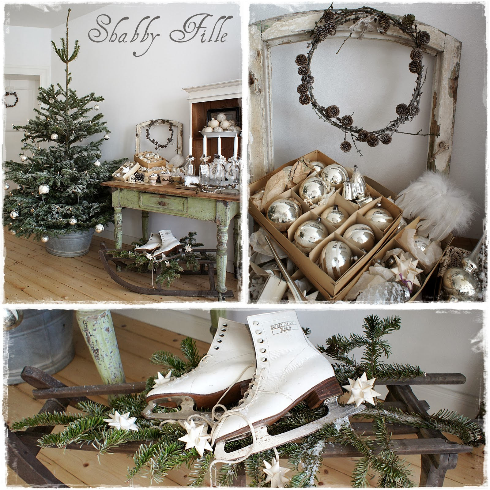 shabby fille dezember 2013. Black Bedroom Furniture Sets. Home Design Ideas
