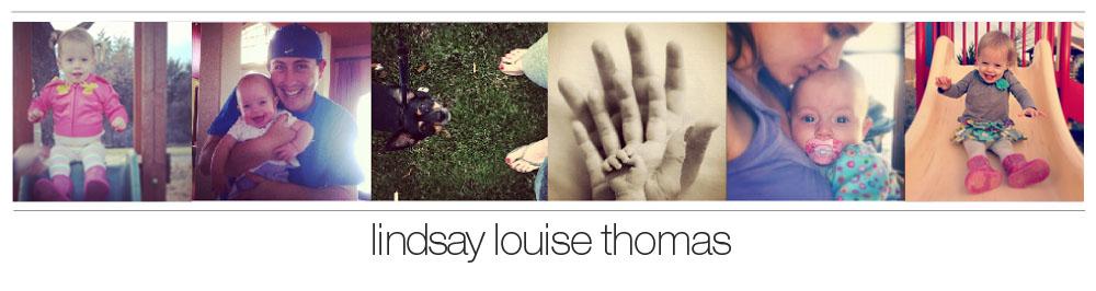 Lindsay Louise Thomas