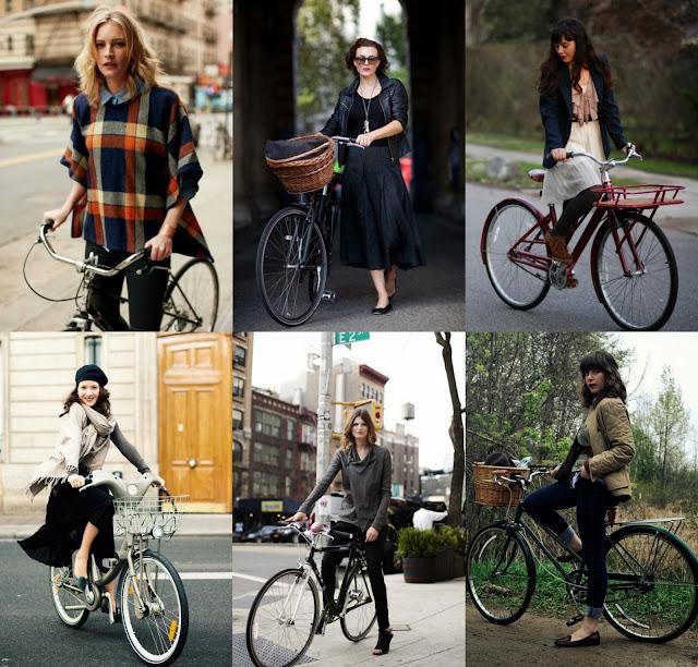 Fall Bike Style