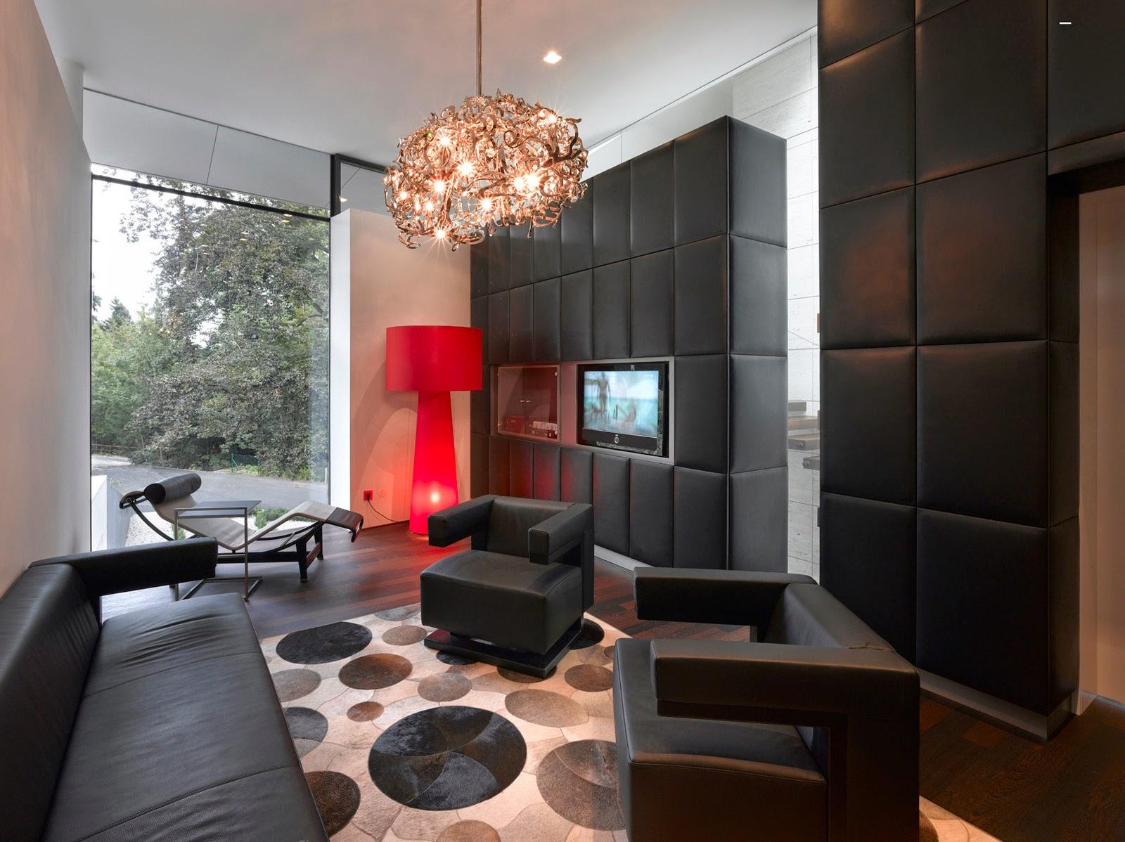 Modern Contemporary Leather Sofas Home Renovation Ideas