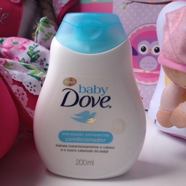 Baby Dove Condicionador Hidratação Enriquecida