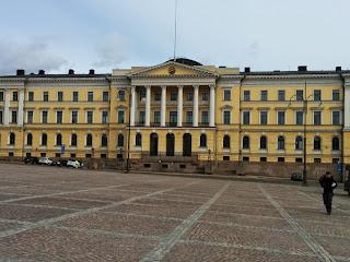 Plaza del Senada en Helsinki