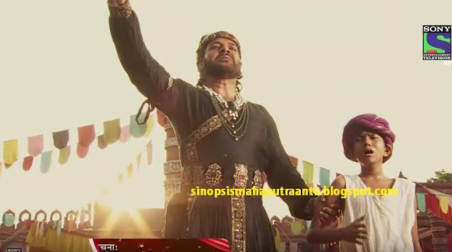 Sinopsis Mahaputra Episode 116