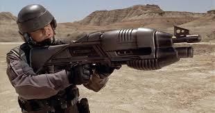 Senjata Tercanggih Senapan PHASR