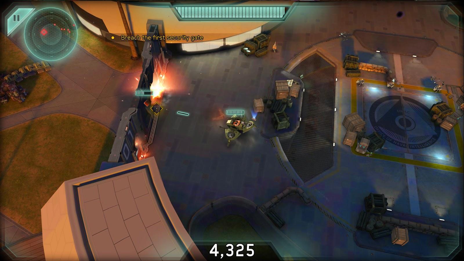Halo Spartan Strike New Pheonix