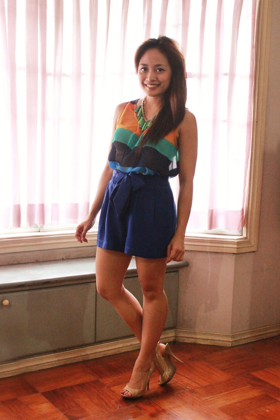 Jessica M. for the Closet Catwalk