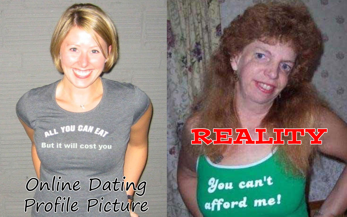 online dating pictures vs real life Internet dating scam illustration romance scams are a type of online fraud, in which criminals pose as desirable partners on dating sites or email, win the hearts of their victims and end up fleecing them i said that if she told me about her real life, about scamming, i would find some money to send her.