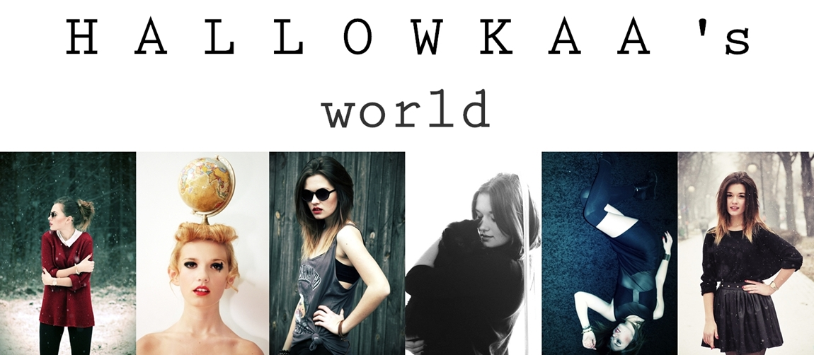 H A L L O W K A A 's world
