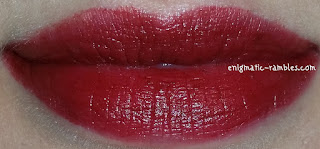 Freedom-Makeup-Pure-Vamp-Red-Lip-Lipstick